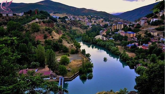 تفریحات و سرگرمی شهر بالن های ترکیه